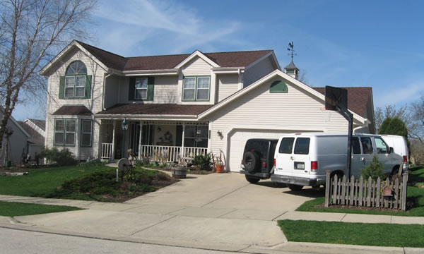 Oconomowoc WI Roofing and Siding Contractor.