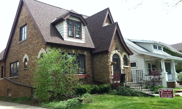 Roofing and Siding Contractor in Dousman, WI.
