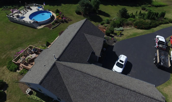 Architectural Shingle Roofing Waukesha WI.