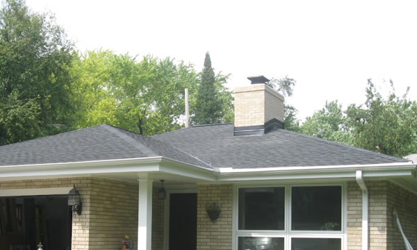 Chimney Flashing Contractor.
