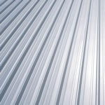 Corrugated Metal Roofing.