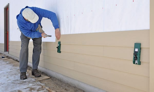 Fiber Cement Siding Installation Contractor in Waukesha and Milwaukee.