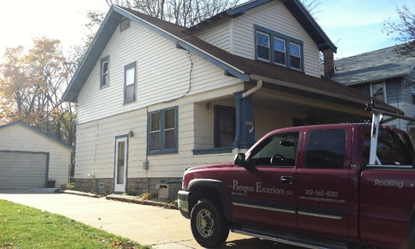 Siding Contractor in Waukesha and Milwaukee