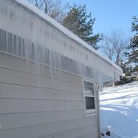 Ice Dam Repairs WI