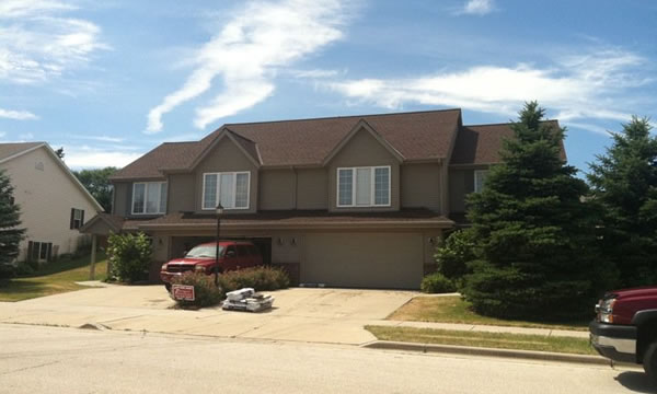 Mukwanago WI Roofing and Siding Contractor.