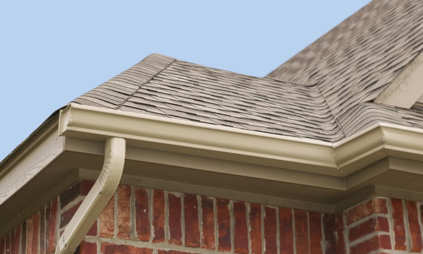 Roofs and Gutters Together Solve Water Run Off Issues