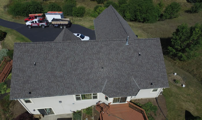 Asphalt Shingle Roofing Contractor Waukesha Wisconsin.