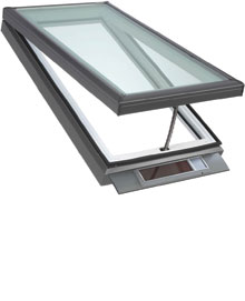 Solar Powered Skylight