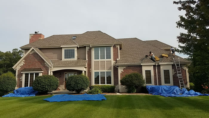 Quality Roofing Installations