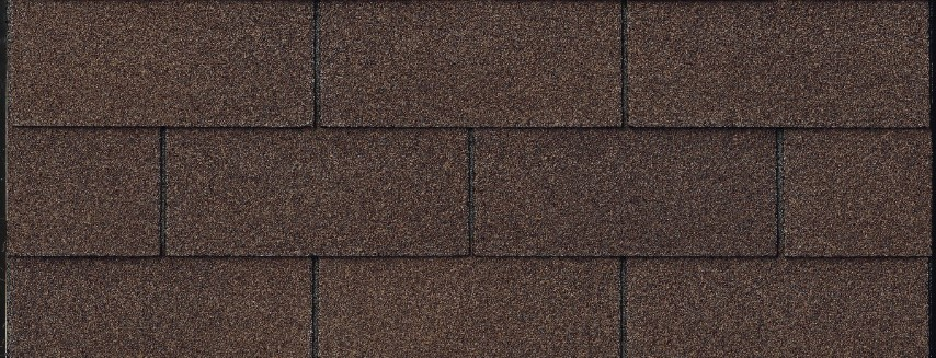 XT25 Strip Shingle in Autumn Brown