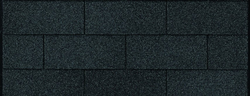 XT25 Strip Shingle in Black