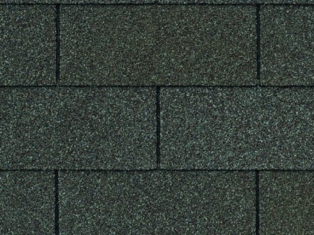 XT25 Strip Shingle in Nickel Gray