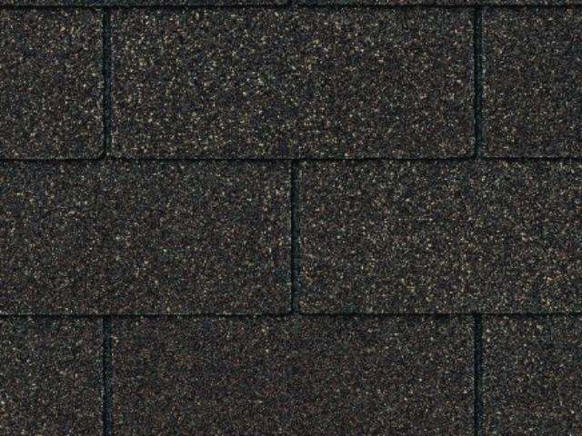 XT25 Strip Shingle in Oakwood