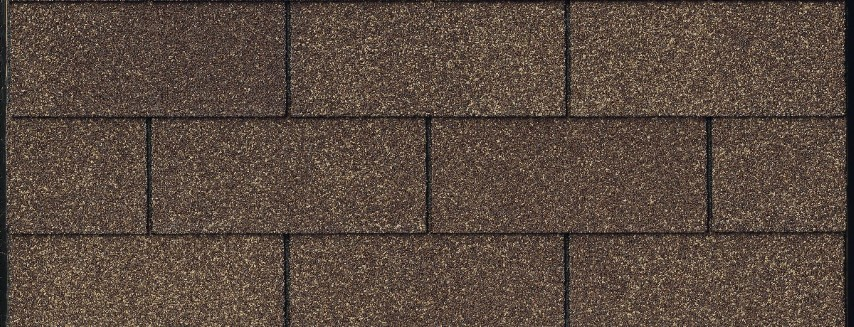 XT25 Strip Shingle in Sandlewood