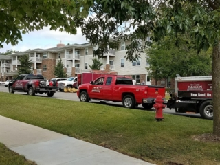 Multi-Family Structure Roofing On Condos and Townhomes Muskego WI