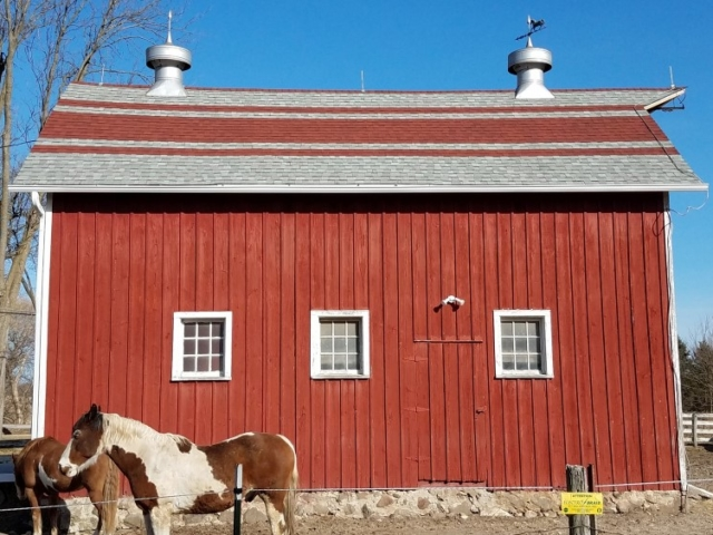 Barn Roofing Replacement Or Installations Muskego WI