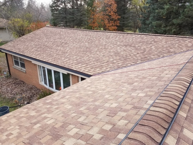 Asphalt Shingle Roof Replacement Mukwonago WI