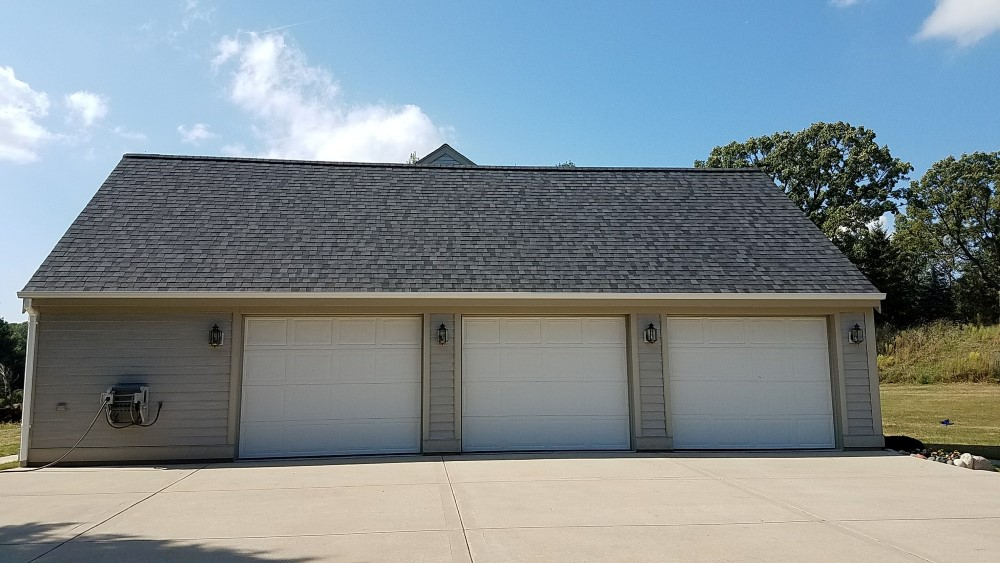 Replacing The Roof On A Garage Mukwonago WI