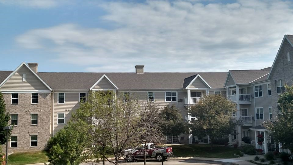 Roofing Services For Townhomes, Condos, and HOA's in Brookfield WI.