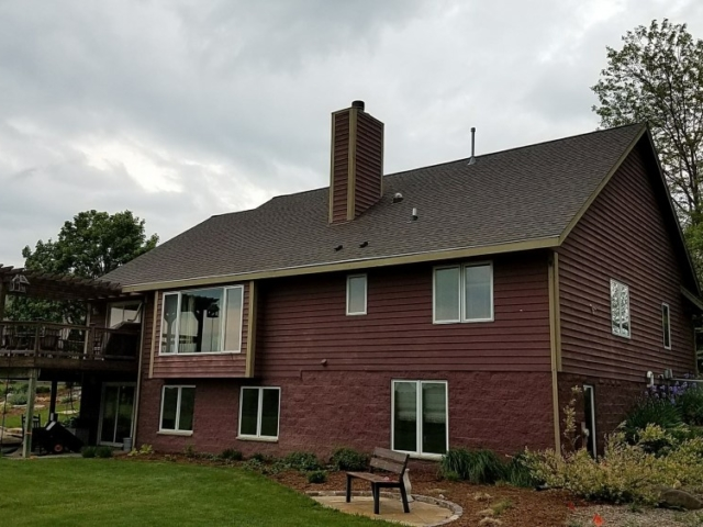 Roofing Replacements in Hartland Wisconsin.