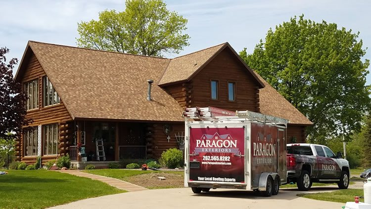 Roofing Company Providing Services in Big Bend, Wisconsin.