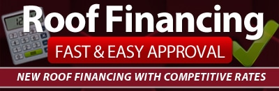 New Roofing and Roofing Replacement Loand and Financing.
