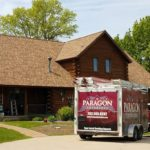 Resawn Shake Landmark Pro Architectural Shingles Installed By Paragon Exteriors LLC Of Waukesha WI