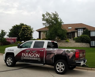 Paragon Exteriors LLC Roof Replacement Services in Waukesha WI.
