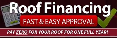 Roof Financing Waukesha Wisconsin