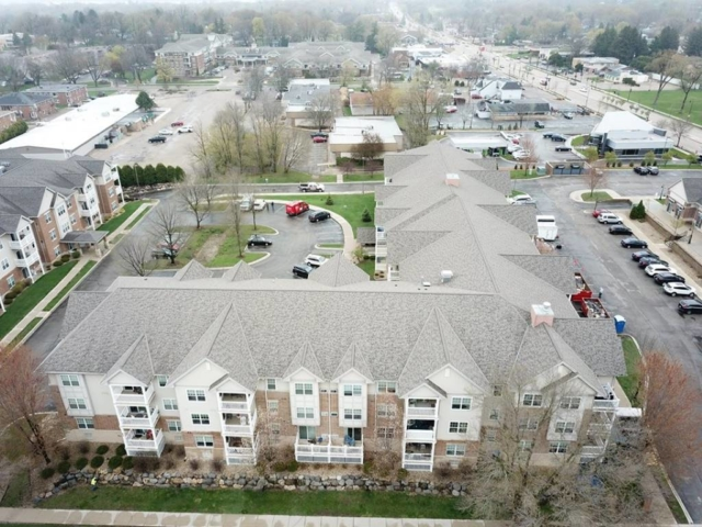 Condo Roofing Roofing Contractor Waukesha Wi Paragon
