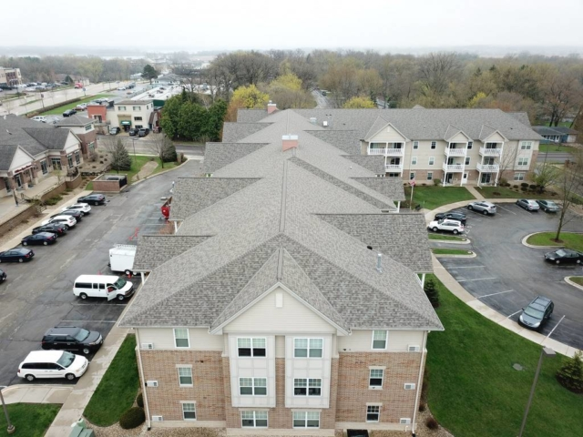 Roofing For Hoa S Condo S And Townhomes In Waukesha