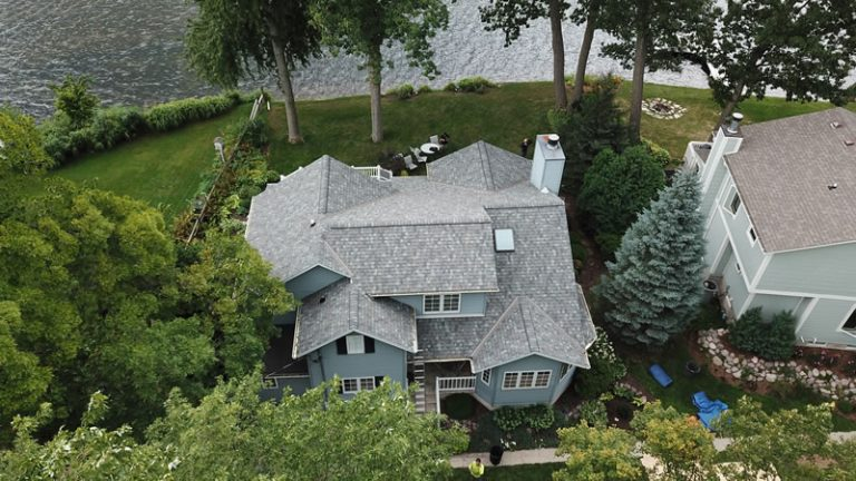 Roof Replacement In Delafield Using CertainTeed Landmark Pro Shingles