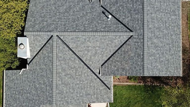 Owens Corning Roof Replacement Using Duration Shingles In Estate Gray
