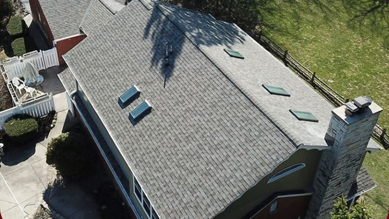 Owens Corning Roof Replacement Using Duration Driftwood Shingles