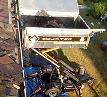 The Equipter Roofing Machine